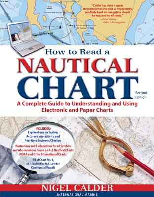 How to Read a Nautical Chart By Calder, Nigel